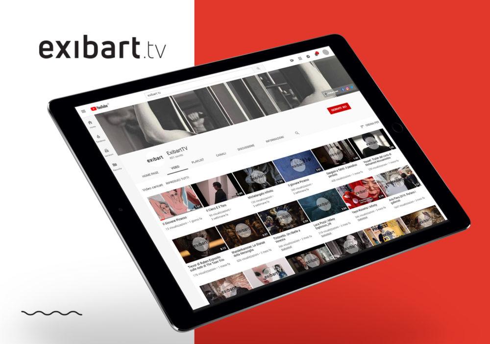 Exibart Tv